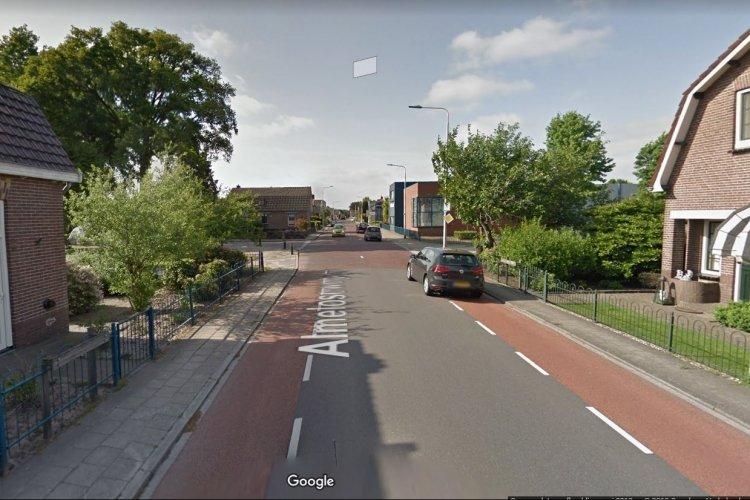 Foto bij Almeloseweg Noord te Vriezenveen, besteksgereed maken Reconstructie